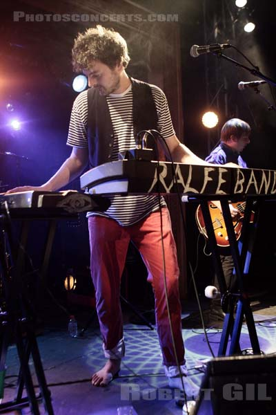 RALFE BAND - 2008-09-10 - PARIS - La Fleche d'Or
